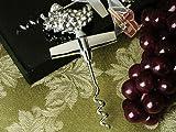 100PC CC1431 Chrome Grapes Design Wine Opener Wedding Favors & Accessories