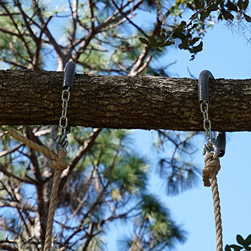 Barn-Shed-Play Heavy Duty 1000 Lb Tree Hanging Kit (Barn Equipment Play)