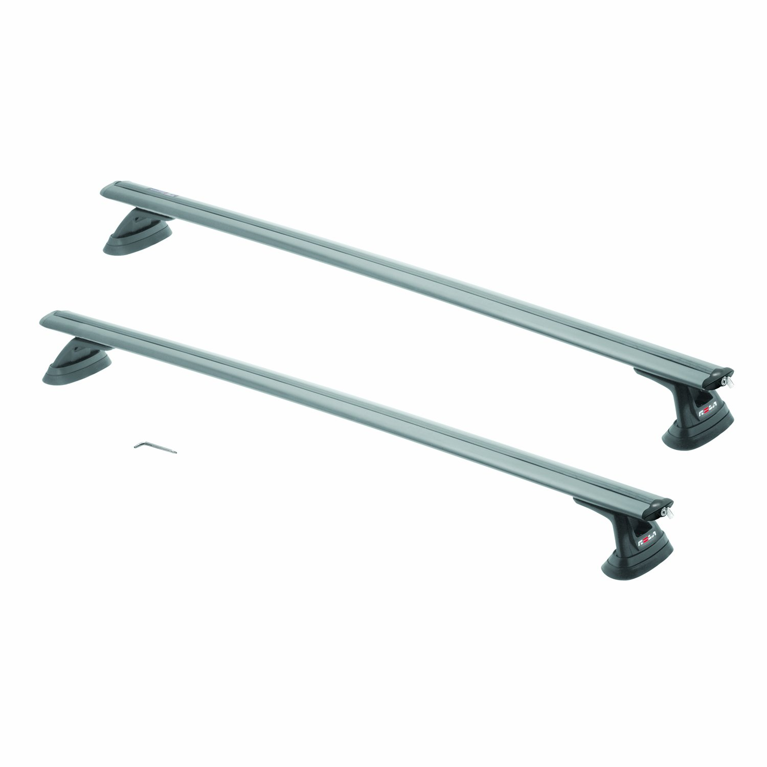 ROLA 59713 43'' Removable Anchor Point Extended APE Series Roof Rack for Mazda 2, Hyundai Accent