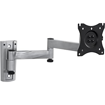 Amazon Com Ergotron 45 269 009 Lx Hd Pivot Wall Mount For