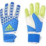 adidas(アディダス) サッカー用 キーパーグラブ ACE ゾーン プロ ショックブルーS16×ホワイト×セミソーラースライム KAO90 ショックブルーS16×ホワイト×セミソーラースライム