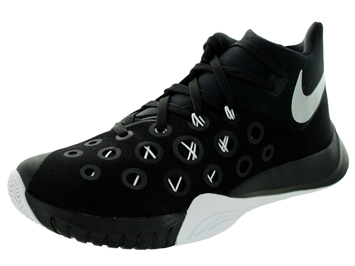 Nike Hyperquickness 2015 TB Basketball Shoe - Black (749883-001) Size: 10 NEW!