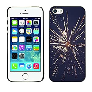 All Phone Most Case / Hard PC Metal piece Shell Slim Cover Protective Case Carcasa Funda Caso de protección para Apple Iphone 5 / 5S July independence day new years fireworks