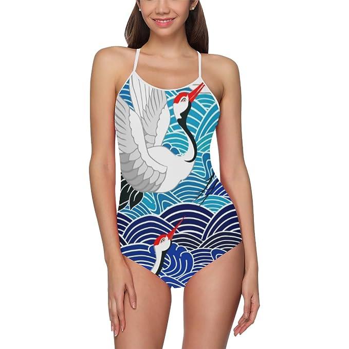 Amazon.com: Tropical personalizado único traje de baño de ...