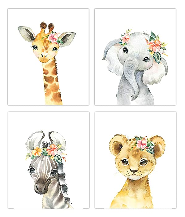 Top 10 Baby Giraffe Framed Wall Decor