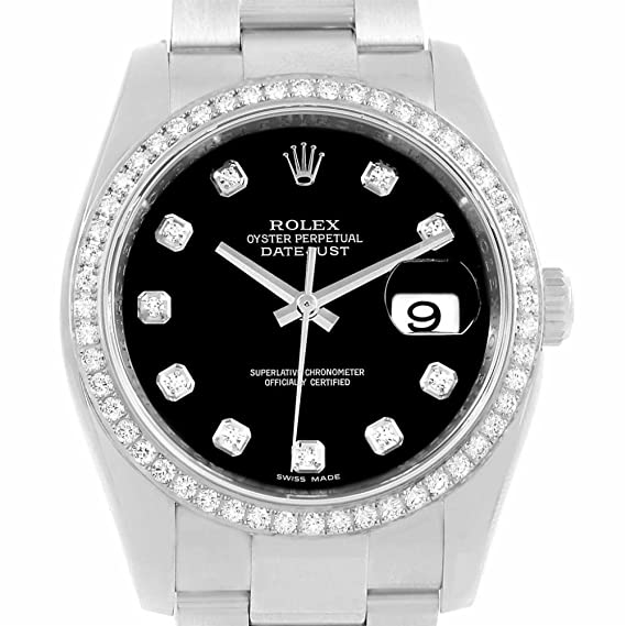 Rolex Datejust automatic-self-wind Mens Reloj 116244 (Certificado) de segunda mano