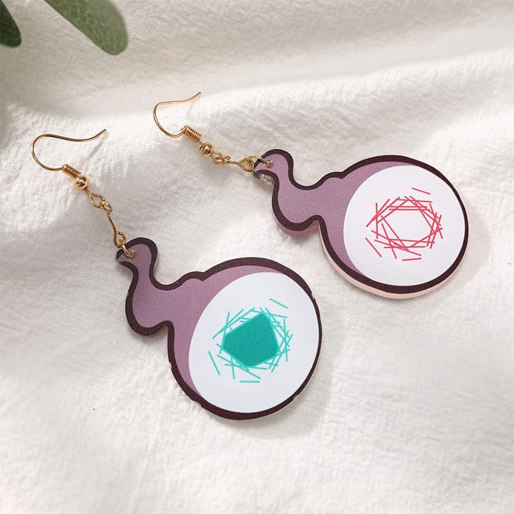 Toilet Bound Hanako Kun Earrings Anime Earring Cosplay Accessories Gifts