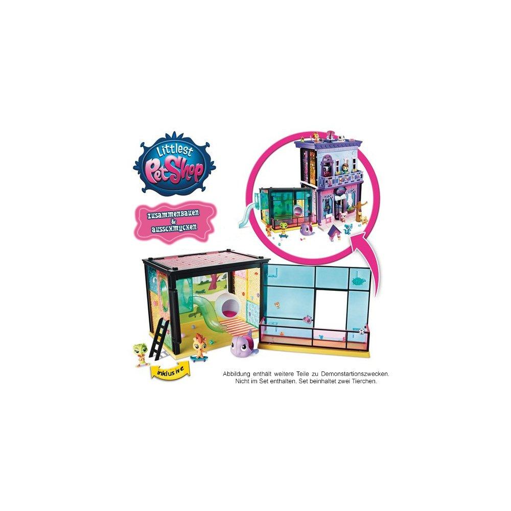 Littlest Pet Shop Pet Day Camp Style Set: Amazon.co.uk: Toys & Games