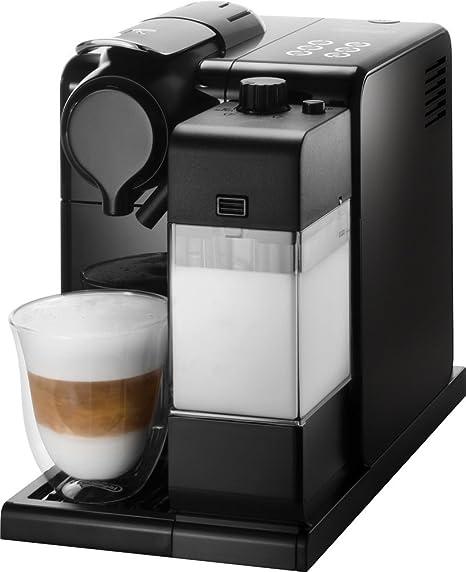 Cafetera Nespresso Delonghi espuma de leche En550B, (0.35 l ...