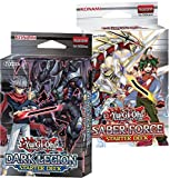 YuGiOh Saber Force & Dark Legion Starter Decks 1st Ed by KOMAMI