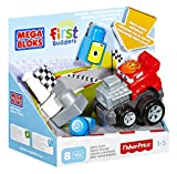 Mega Bloks First Builders Zippy Zach Building Kit