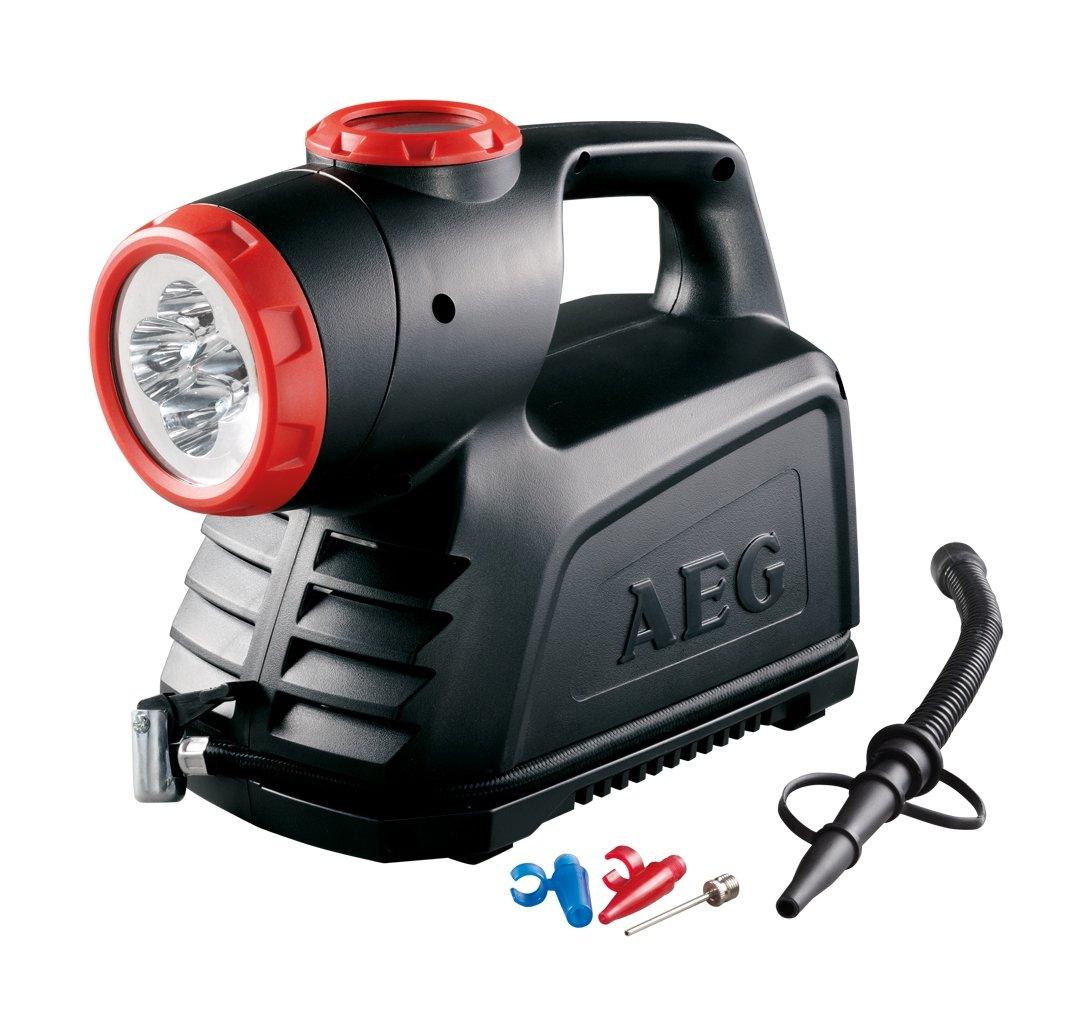 Amazon.es: AEG 97181 Multicompresor MV 10, bomba de volúmen y compresor de alta presión 12 Voltios, máximo 10 bares - original de fábrica