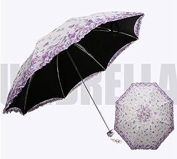 TysLDss Protección contra el sol, protección UV, Sombrillas, Plegado ideas, sombrillas,