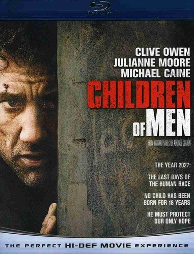 Blu-ray : Children Of Men (Digital Theater System, , Dubbed, Dolby, AC-3)
