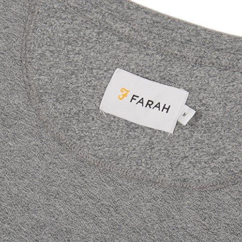 Farah Herren T-Shirt grau grau Gr. M, Gravel Marl
