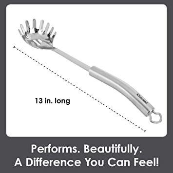 Chantal 13-Inch Spaghetti Fork Stainless Steel