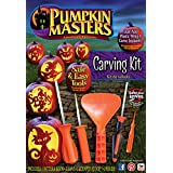 Pumpkin Masters Halloween Pumpkin Carving Kit