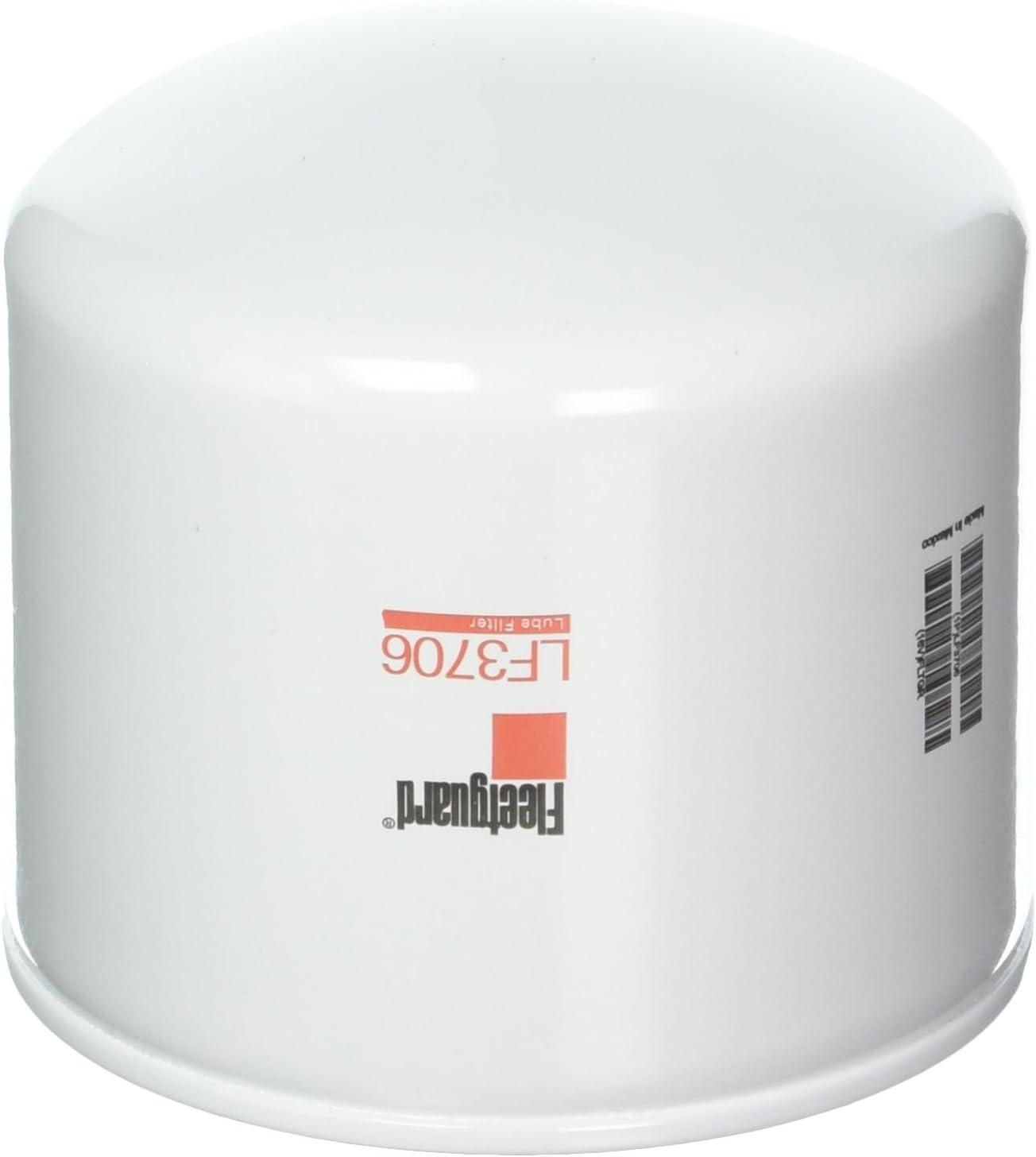 LF3706 Fleetguard Lube Filter 6 Spin-on Onan 122-0893