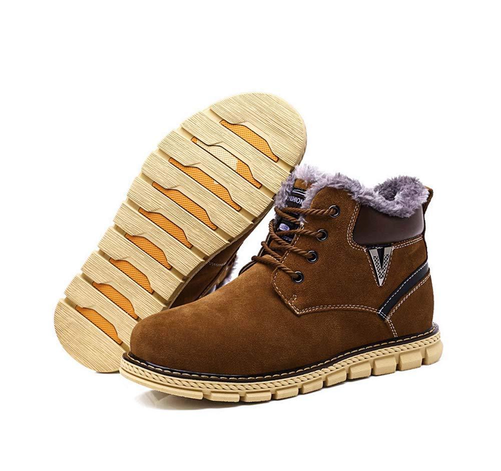 separation shoes e11d9 a65f0 Winter Herren Gefütterte Winterschuhe Herren Gefütterte Warm ...