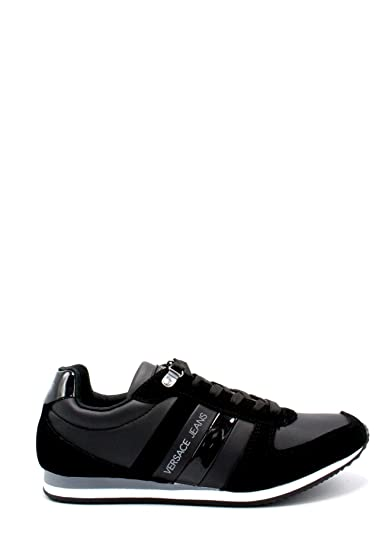 Versace Jeans Ee0yrbsa1 e70013, Baskets Homme  Amazon.fr  Chaussures ... 05b8ebcf3b3