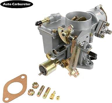 Amazon Com Ironwalls Auto Carburetor Carb Automatic Choke For 1600cc Vw 1 Engine Volkswagen Beetle Thing Karmann Ghia Squareback Transporter Automotive