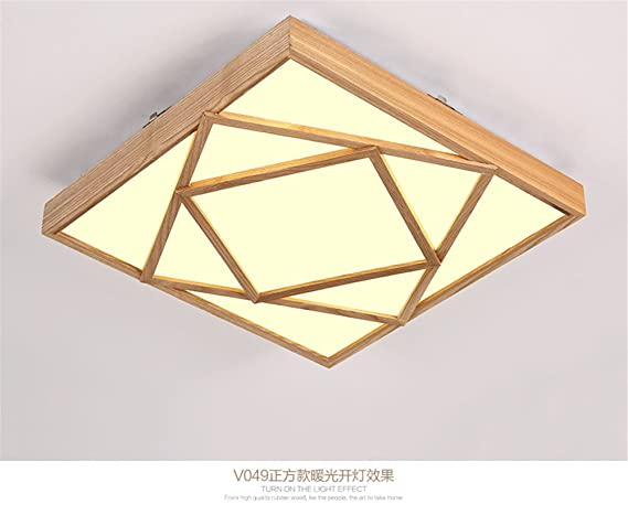 Plafoniere Rettangolari Da Soffitto : Moderno plafoniera lampada da soffitto led per montaggio a incasso