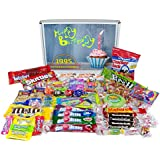 A Very Sweet Happy 21st Birthday Gift - Candy Giftset - Making The World Brighter Since 1995 for 21st Birthday