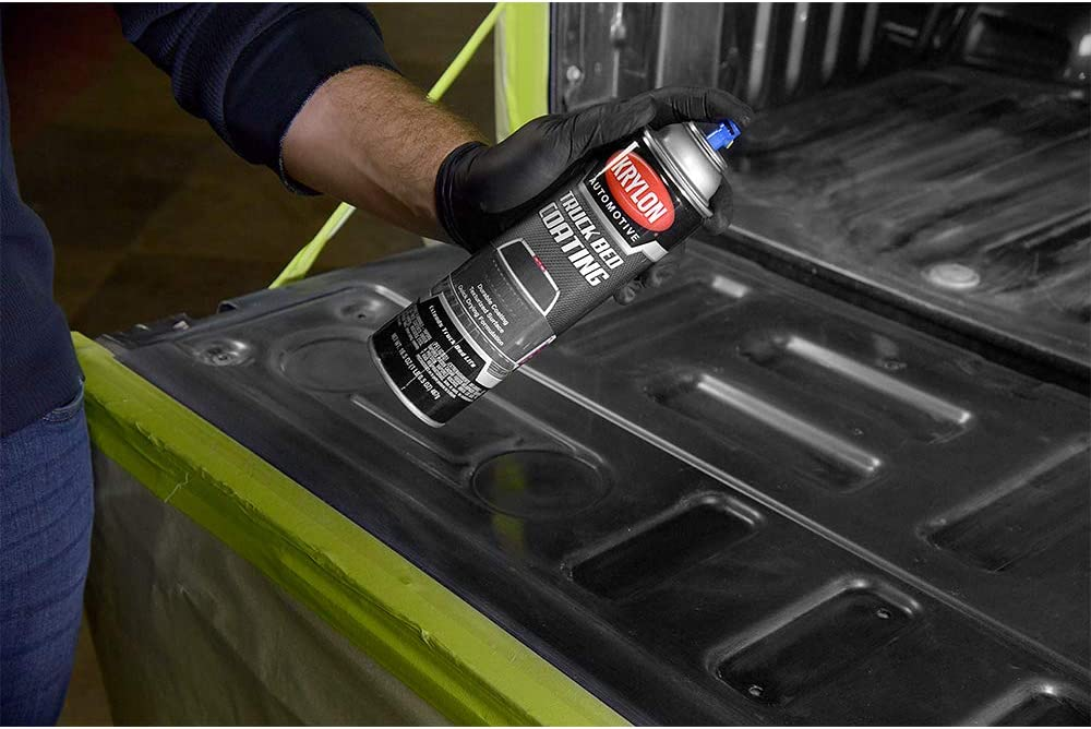 Krylon Automotive Truck Bed Coating