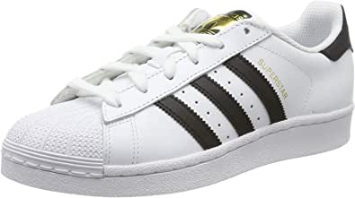adidas Superstar J, Unisex Adulto