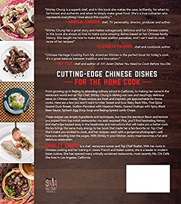 Chinese Heritage Cooking From My American Kitchen Discover Authentic Flavors With Vibrant Modern Recipes Chung Shirley Amazon Ae