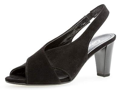 größter Rabatt großer Rabatt heiß-verkaufender Fachmann Gabor 21.831 Women,Sandals,Summer Shoes,Open Heel Shoes,high Heel,Feminine,