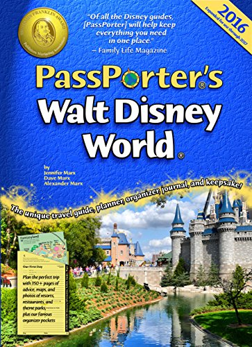 PassPorter's Walt Disney World 2016