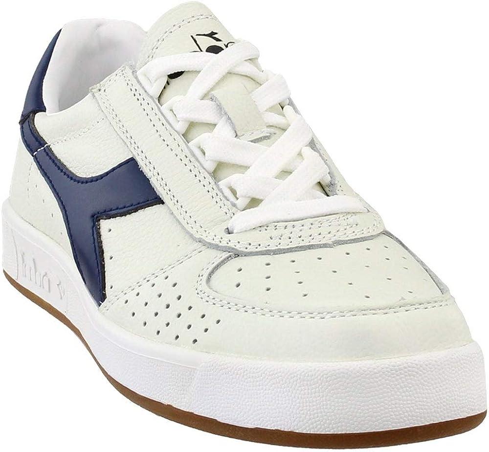 Diadora Mens B.Elite L Casual Sneaker