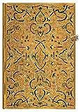 Paperblanks Gold Inlay Midi Journal