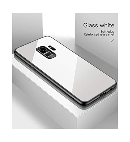 Amazon.com: Carcasa de silicona para Samsung Galaxy S10 E S9 ...