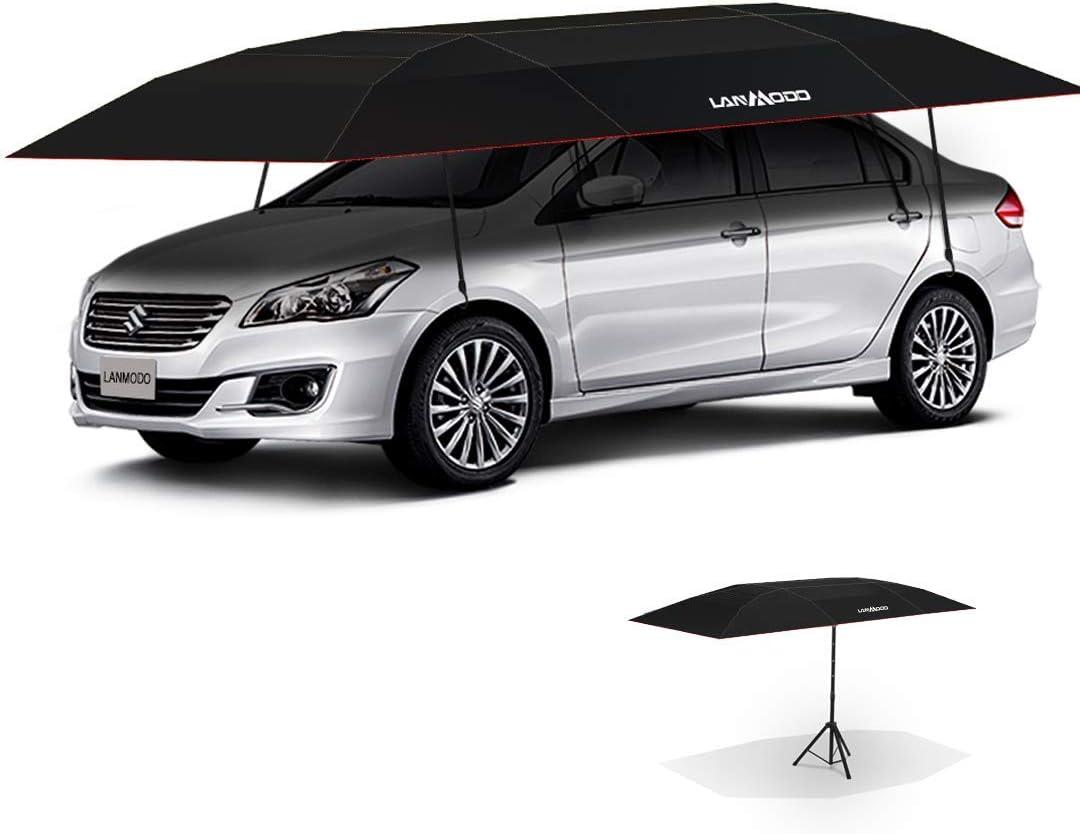 LANMODO Pro 4 seizoenen Draadloze Automatische Auto Tent