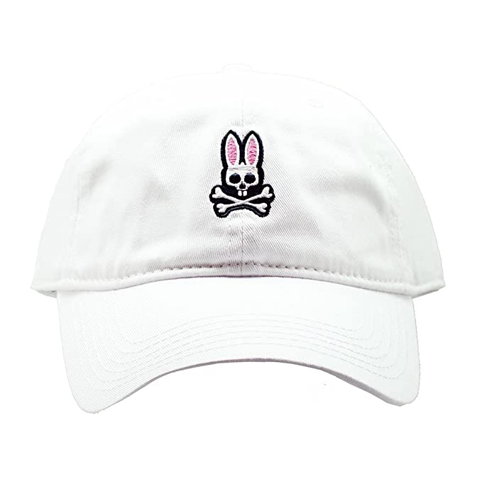 Psycho Bunny adultos Unisex Diario lavar Gorra en Talla única: Amazon.es: Ropa y accesorios