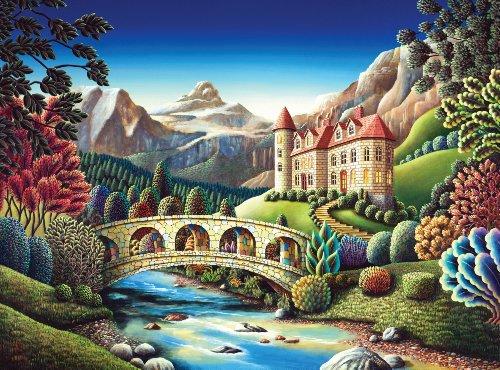 Andrews + Blaine Ltd Castle Creek - 1,000 Pc Puzzle
