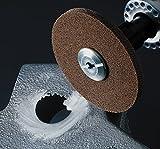 Scotch-Brite EXL Unitized Disc, Silicon Carbide