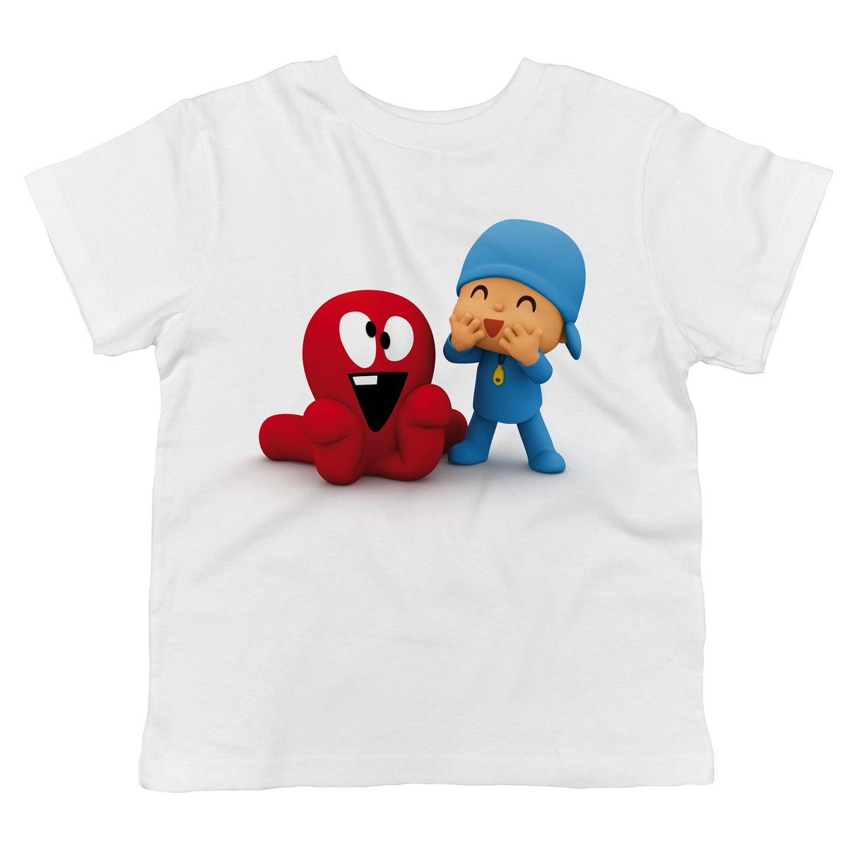 Pocoyo S Pocoyo And Fred 100 Tshirt