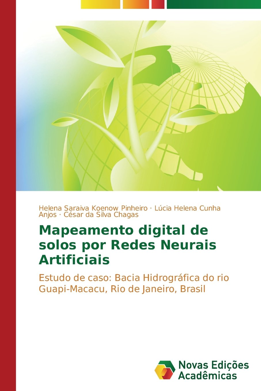 Read Online Mapeamento digital de solos por Redes Neurais Artificiais (Portuguese Edition) pdf epub