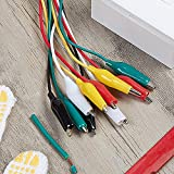 WGGE WG-026 10 Pieces and 5 Colors Test Lead Set