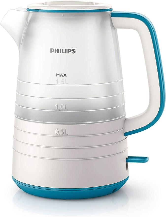 غلاية الماء ٢٢٠٠ واط ١.٥ ليتر من فيليبس (HD9334 / 12)