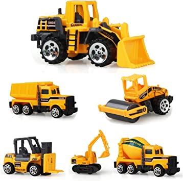 Assorted Toys /& Games Construction Digger Trucks Brand New