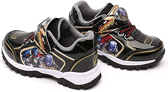 Marvel /& DC Comic Books Super Hero Shoelaces For Boys Mens Trainers Novelty Gift