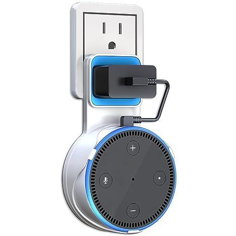 Bovon Outlet soporte de pared percha soporte soporte para Dot 2 nd generación, mejor ahorra