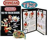 Duncan Yo-Yo Imperial, Butterfly, Trick Book & 10