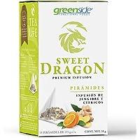Sweet Dragon 14 Piramides De Té