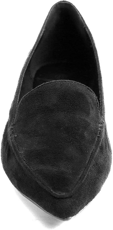 Greatonu Chaussures Femme Mocassins Su/éd/é Plat EU 36-41