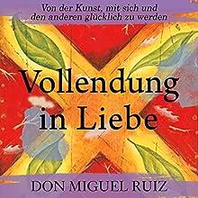 Vollendung in Liebe [The Mastery of Love]   Livre audio Auteur(s) : Don Miguel Ruiz Narrateur(s) : Markus Meuter
